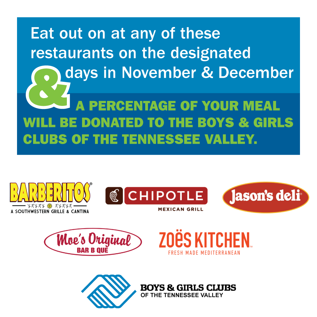 Dine Out to Donate