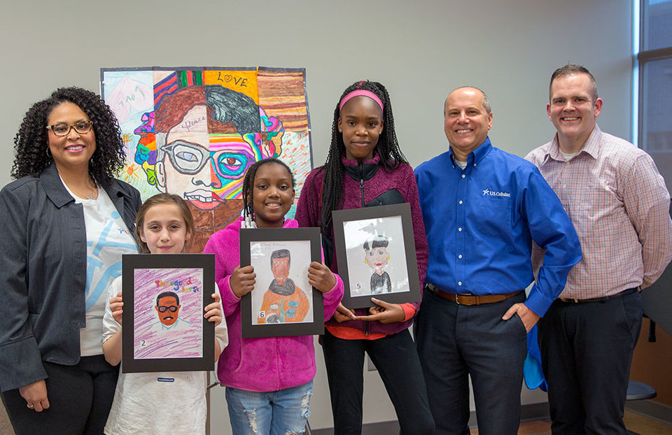 dc093094be29 U.S. Cellular announced the winners of its third annual Black History Month  Art Competition with Boys & Girls Clubs of the Tennessee Valley